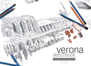 Copertina Verona sketchbook