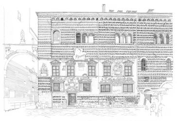 20 - Piazza dei Signori, Palazzo della Ragione