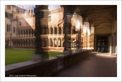 Verona, Il Duomo, il chiostro