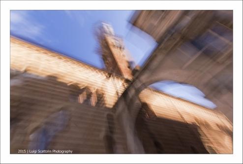 Verona, l'arco della Costa