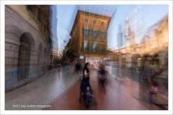Verona, ingresso di Via Mazzini