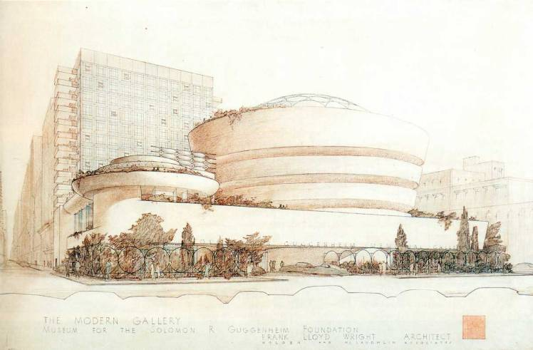 frank-llody-wright-guggenheim-perspective