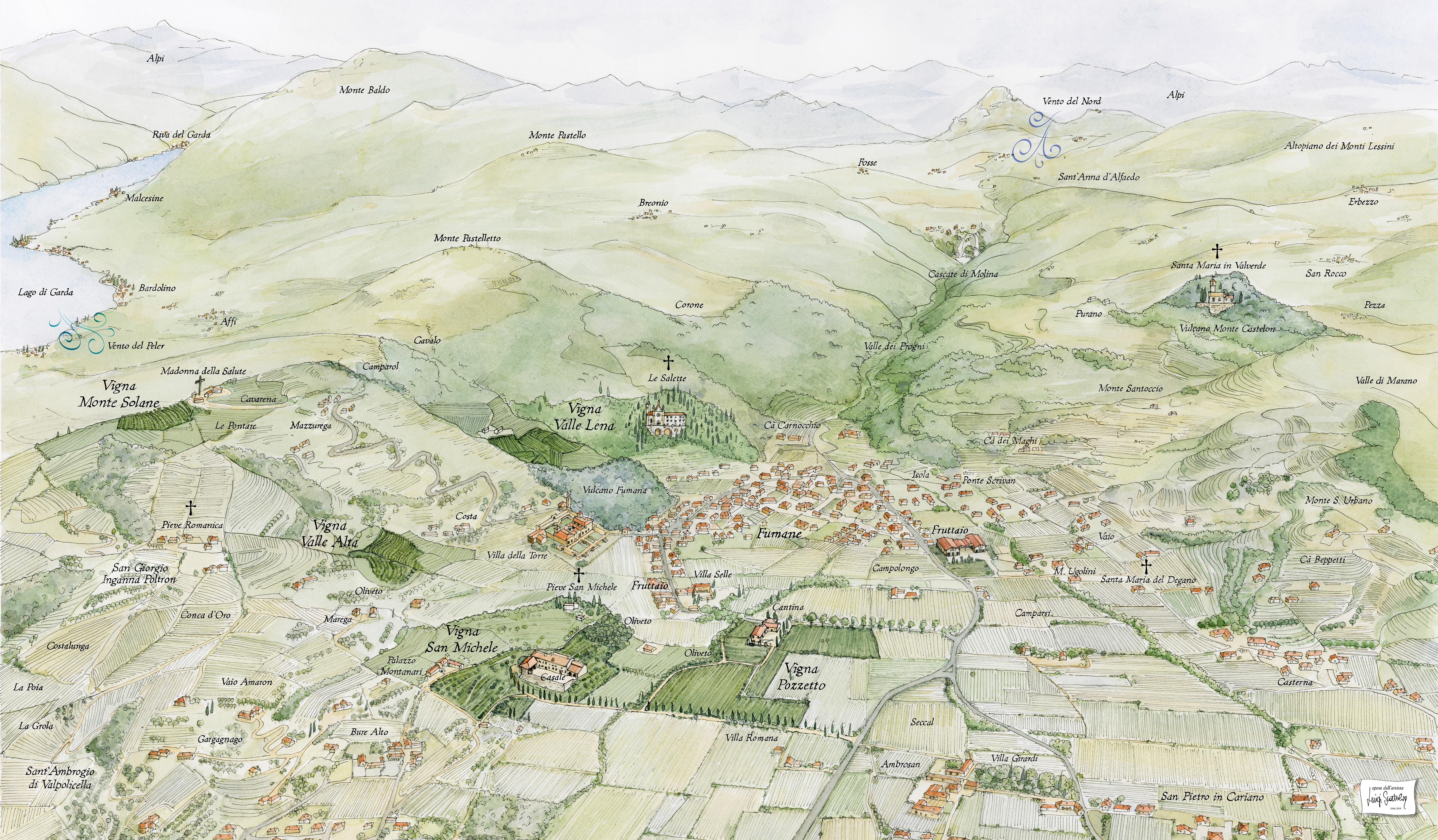 mappa web